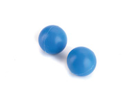 A Pair of Round Surface Blue Balls for Oculus UB4 (42500)