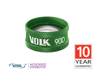 Volk 90D (Green) Double Aspheric