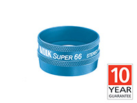 Volk Super 66 (Blue)<br>Double Aspheric