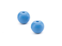 A Pair of Flat Surface Blue Balls for Oculus UB4 (42500)