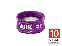 Volk 90D (Purple) Double Aspheric