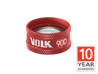 Volk 90D (Red) Double Aspheric