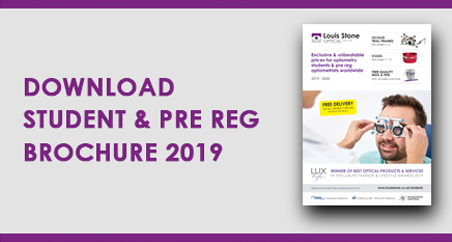 Download Student and Pre-reg brochure